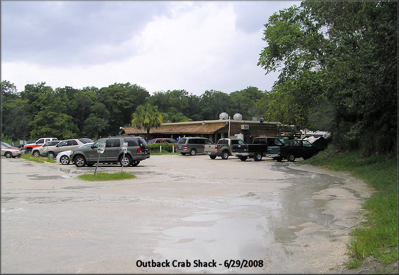 Outback Crab Shack