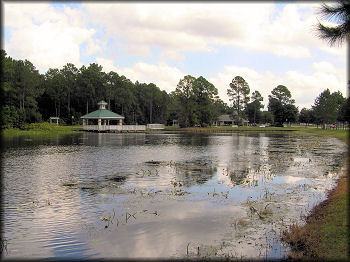 Julington Creek Plantation pond